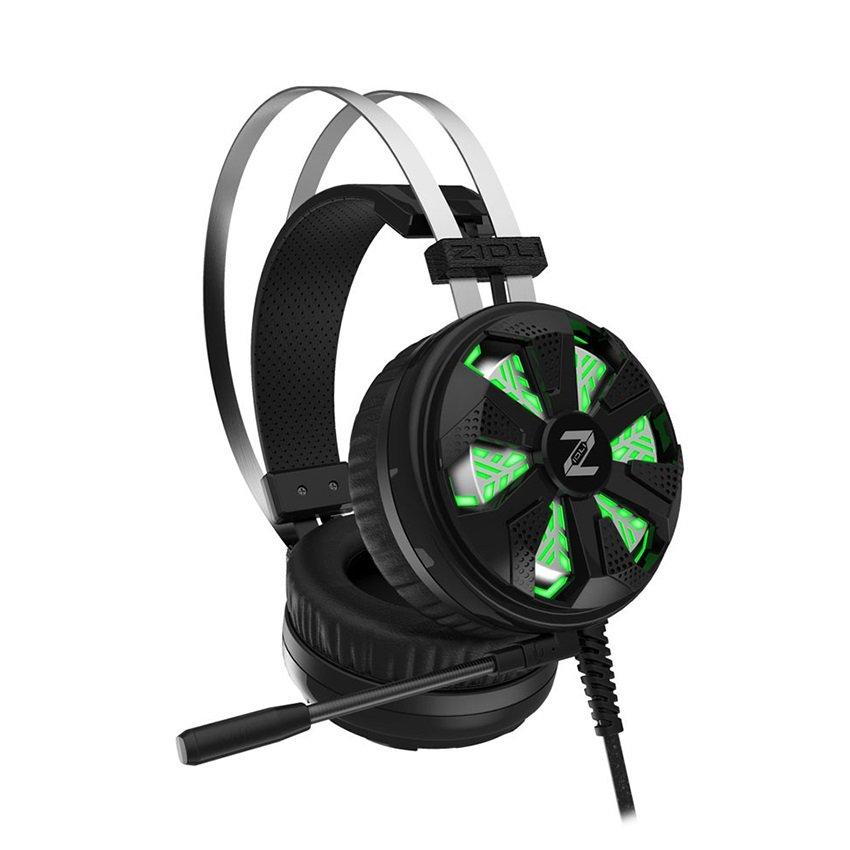 Tai nghe Zidli ZH-7 7.1 LED 7 màu USB