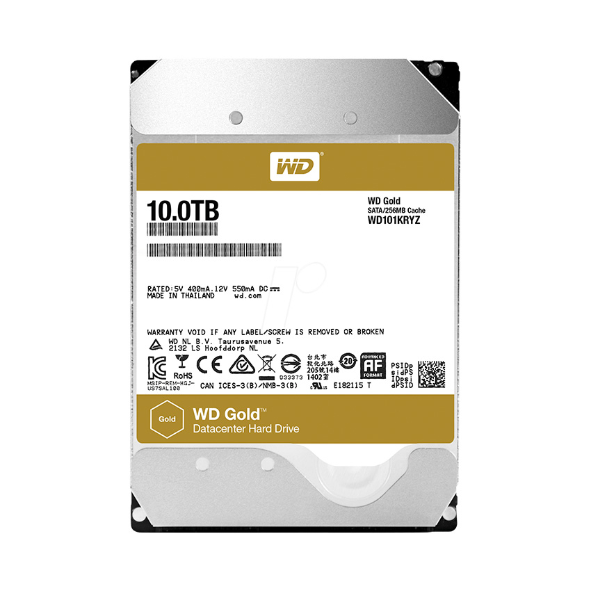 HDD WD Gold