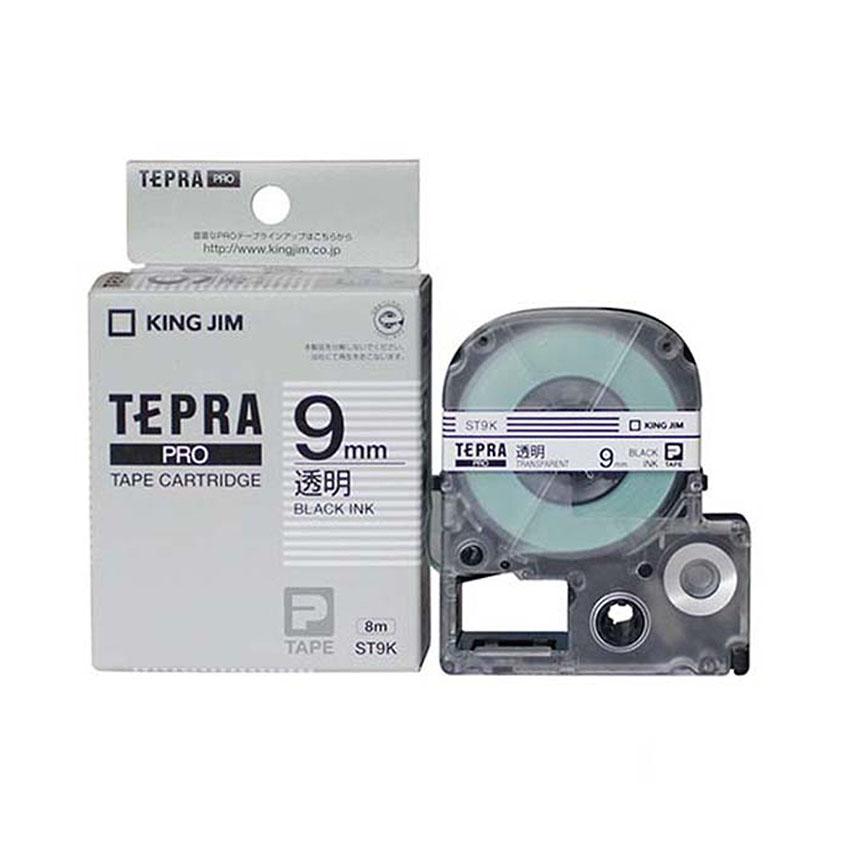 Băng mực Tepra 9mm