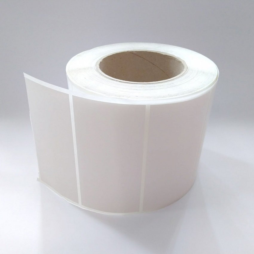 Giấy decal nhiệt 50x35x30m ( 1 tem 1 hàng ) - Tem trà sữa