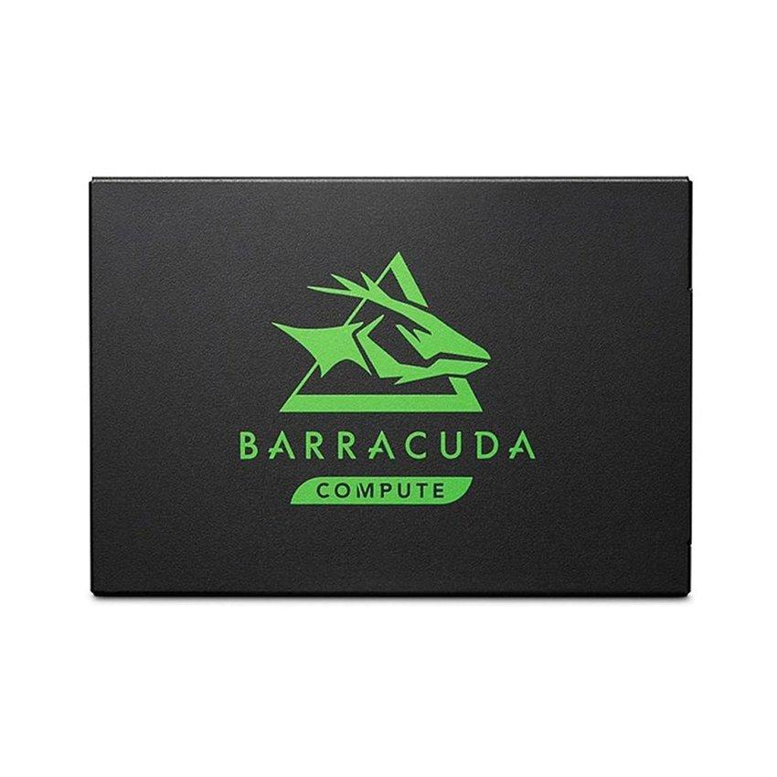 Ổ cứng SSD Seagate BarraCuda 120 500GB 2.5 inch SATA 6Gb/s (Đọc 560MB/s, Ghi 540MB/s) - (ZA500CM1A003)