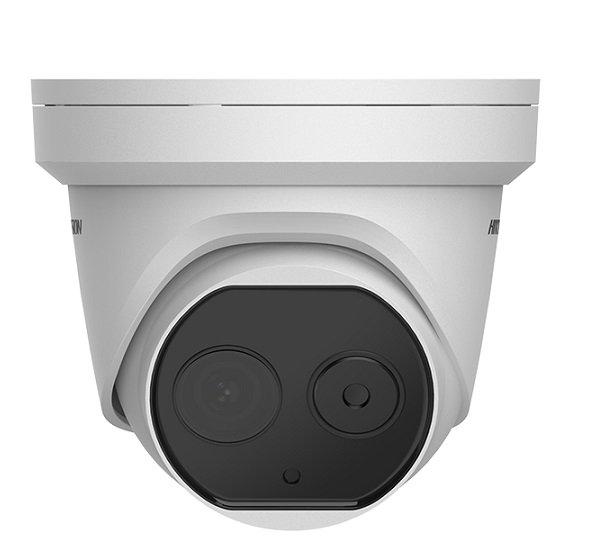 Camera thân nhiệt HikVision DS-2TD1217B-6/PA(B)