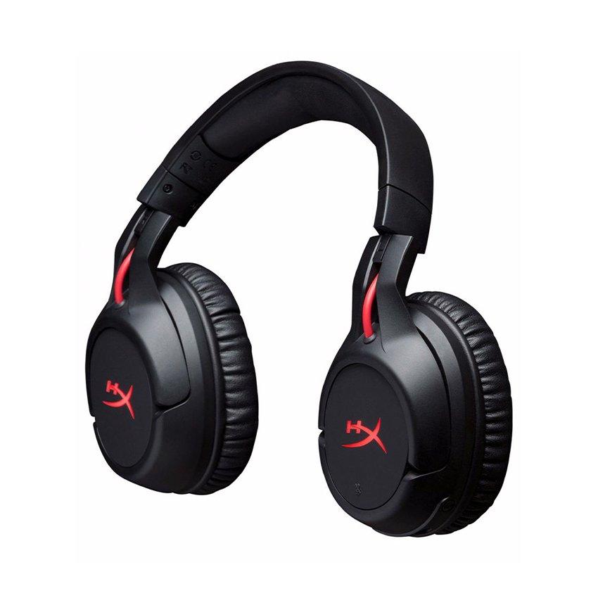 Tai nghe Kingston HyperX CLOUD FLIGHT WIRELESS Black - HX-HSCF-BK/AM