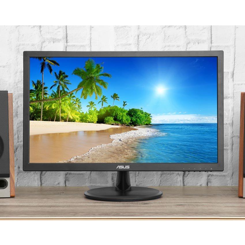 Màn hình Asus VP228NE-V (21.5 inch/FHD/200cd/m²/DVI+VGA/60Hz/1ms)