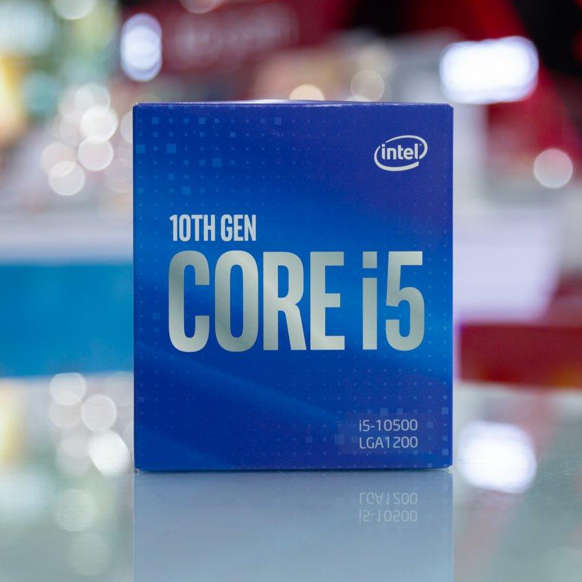 CPU Intel Core i5-10500 Hiệu suất cao, xứng đáng để nâng cấp
