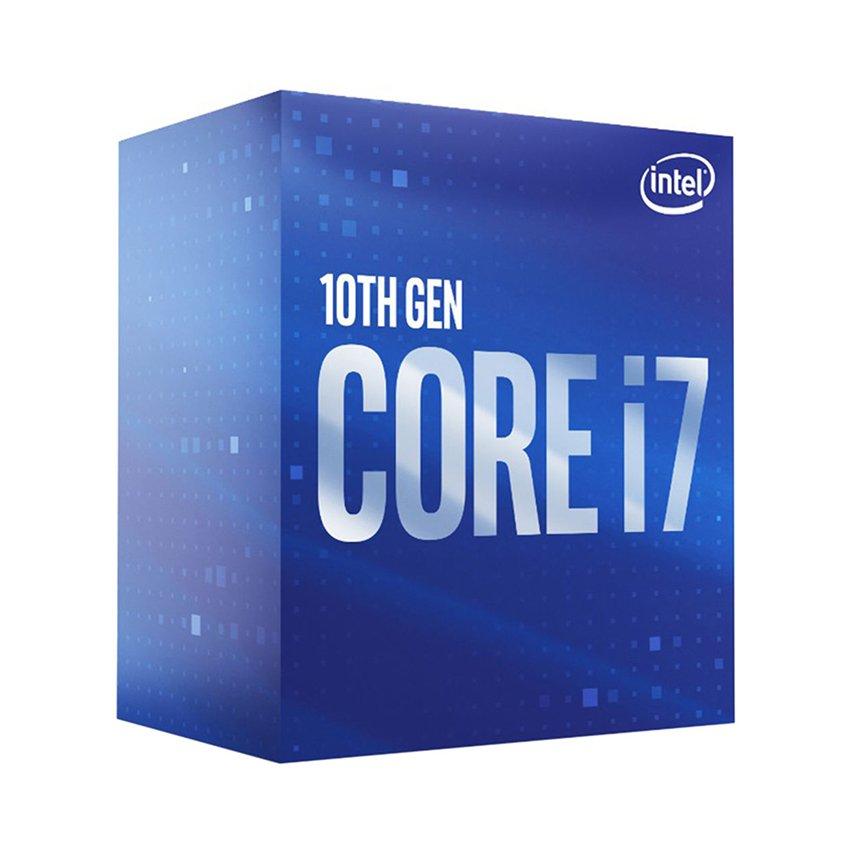 CPU Intel Core i7-10700 Hiệu suất cao, xứng đáng để nâng cấp