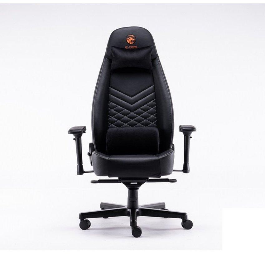 Ghế xoay Bigboss EGC2021 Lux màu đen - E-Dra