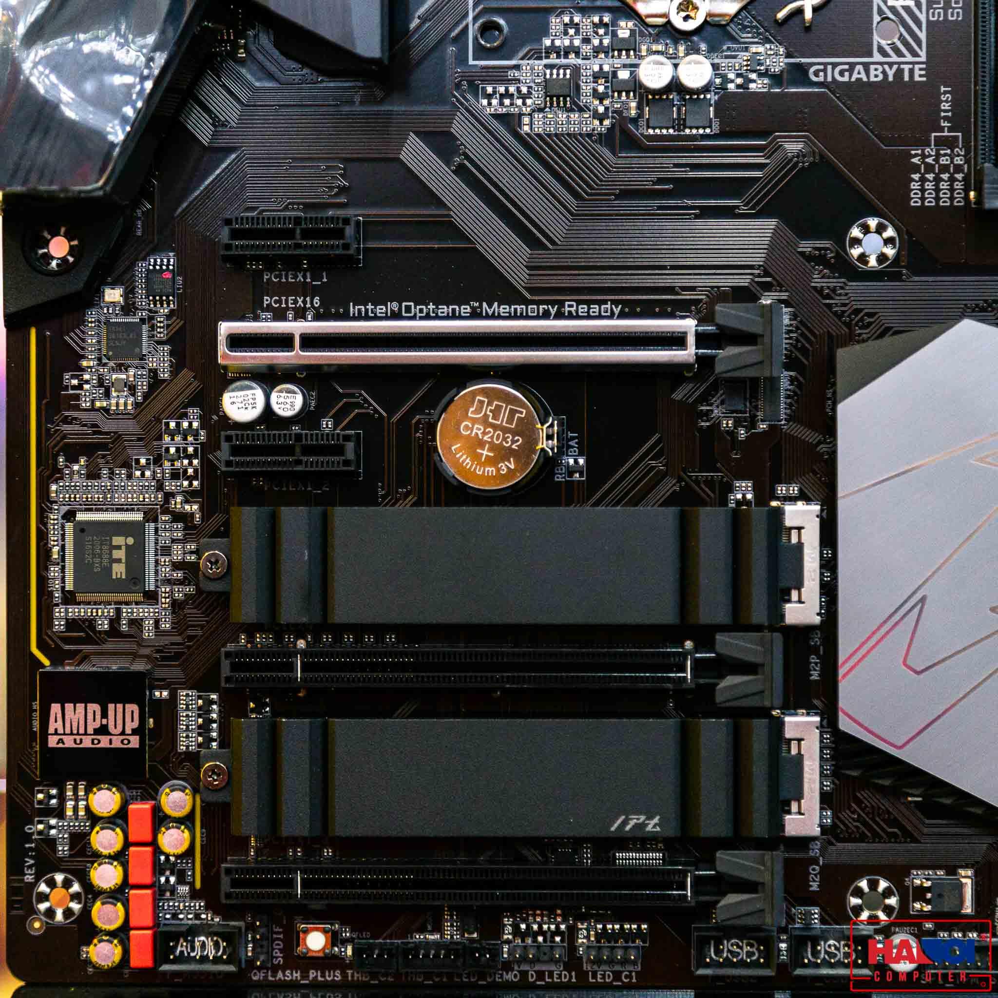 Mainboard Gigabyte B460 AORUS PRO AC