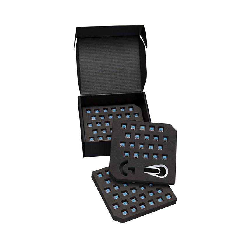 Bộ switch cho G Pro X Keyboard - GX Blue Clicky RGB switch (943-000325)