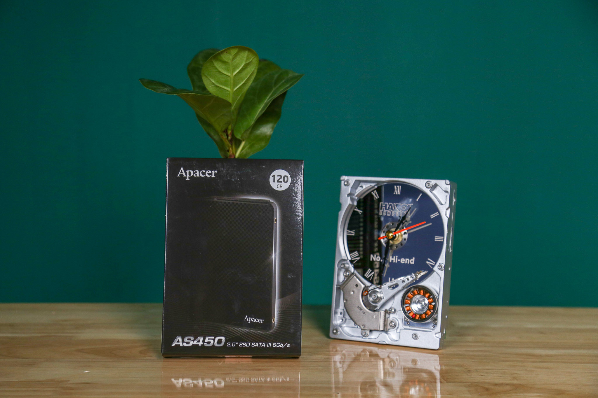 Ổ cứng SSD Apacer AS450 120GB SATA3 2.5 inch