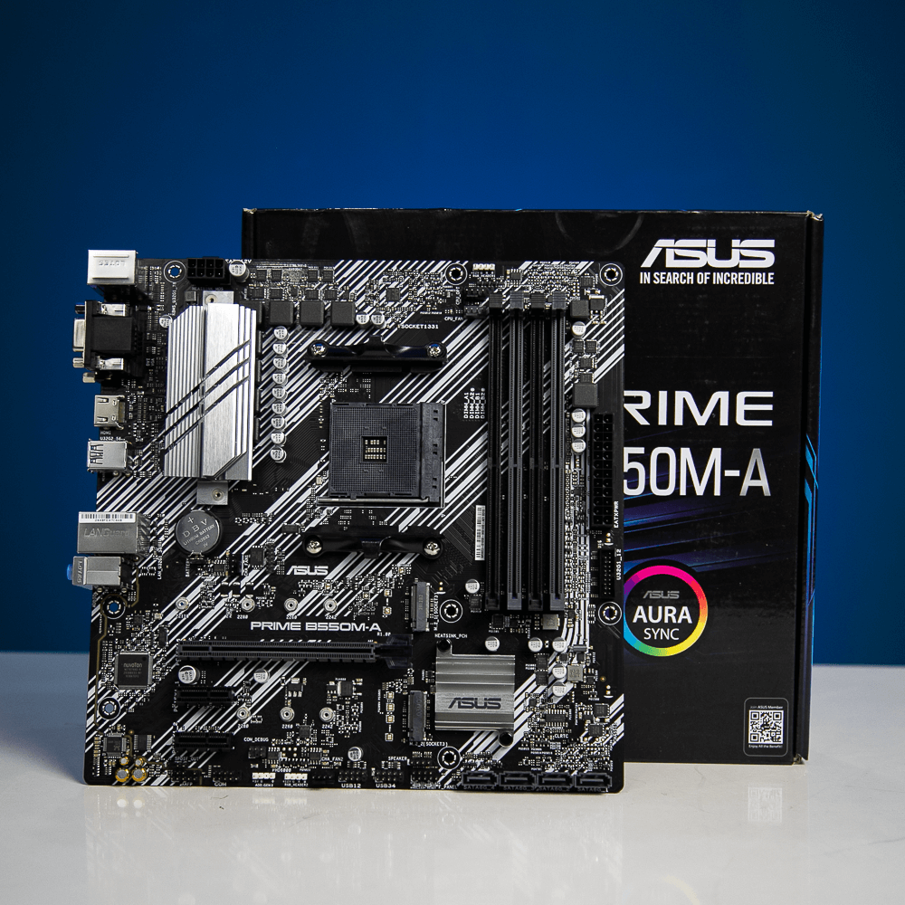 Mainboard ASUS PRIME B550M-A