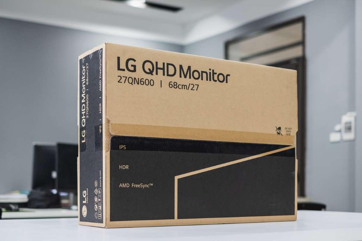 Màn hình LG 27QN600-B 1