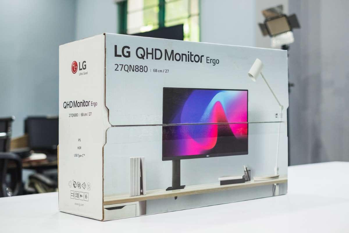 Màn hình LG 27QN880-B 2