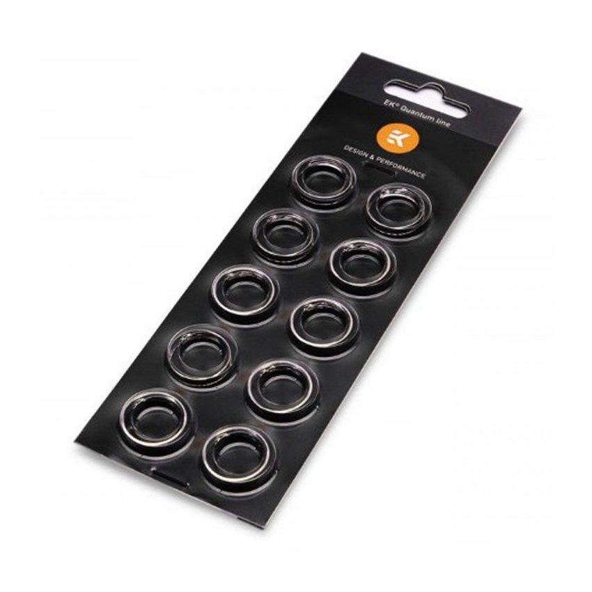 EK-Torque HTC-16 Color Rings Pack - Nickel (10pcs) (HÀNG THANH LÝ)