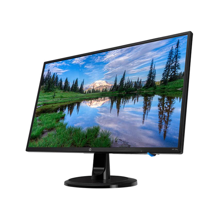 Màn hình HP 24Y (23.8inch/FHD/IPS/60Hz/HDMI+VGA+DVI)