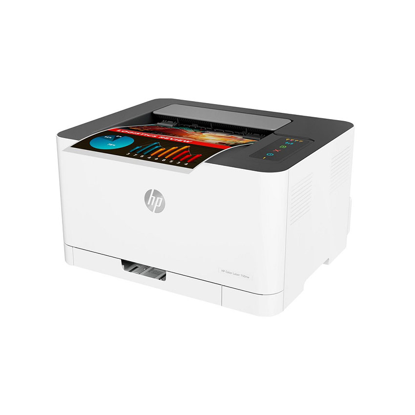 Máy in màu HP Color Laser 150nw (4ZB95A)