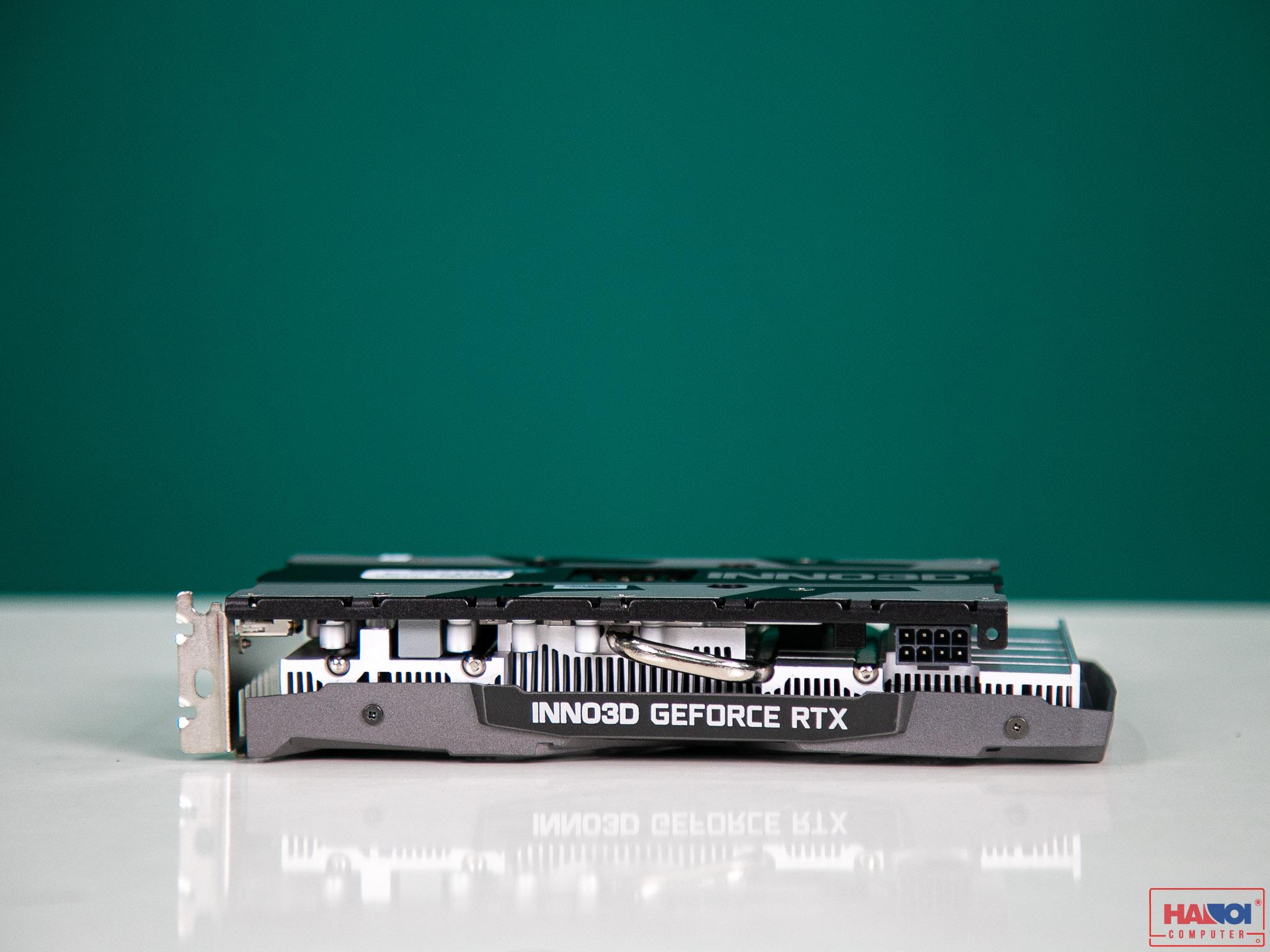 Card màn hình Inno3D RTX 2060 GAMING OC X2 6GB (6GB GDDR6, 192-bit, HDMI+DP, 8-pin)