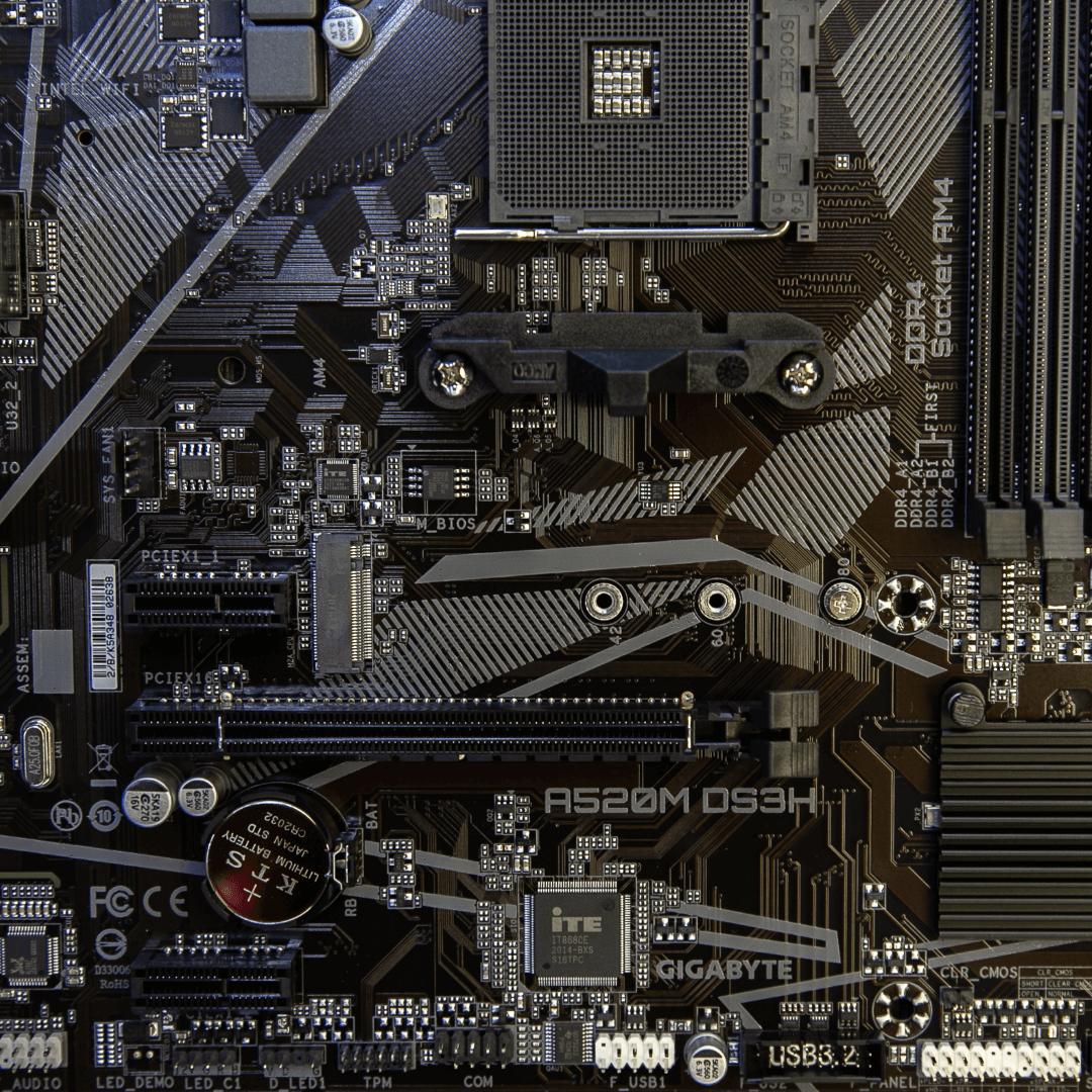 Mainboard Gigabyte A520M-DS3H