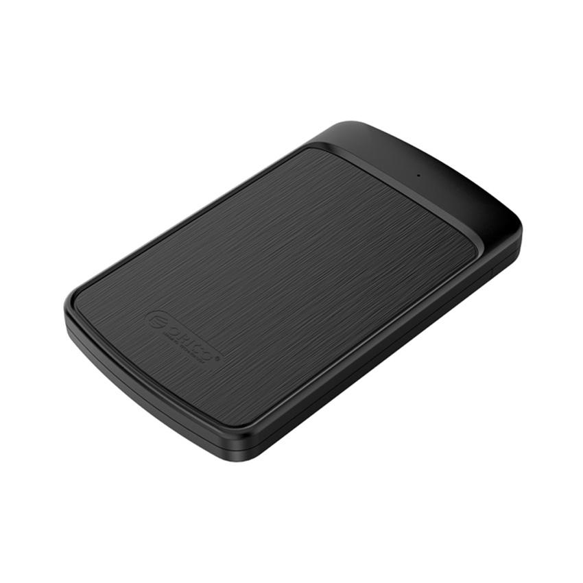 Hộp ổ cứng 2.5 inch Orico 2020U3-BK SATA 3 USB 3.0