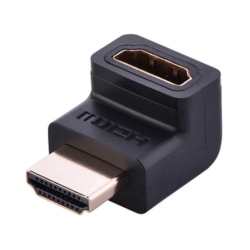 Đầu nối HDMI vuông góc 90 độ Ugreen 20110 (bẻ lên)