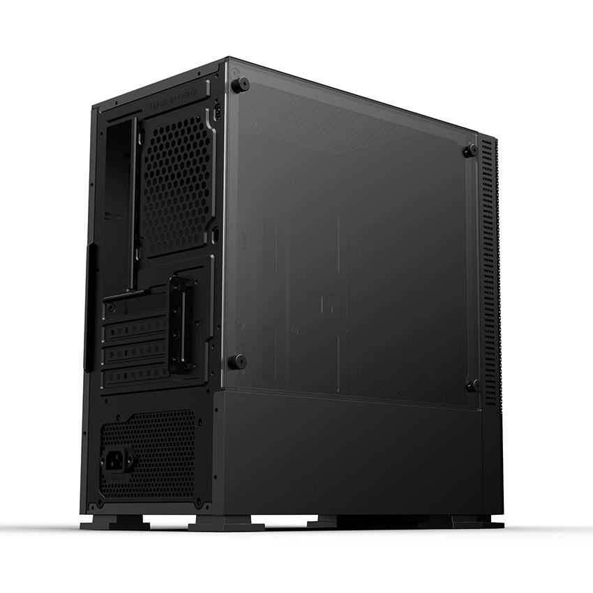 Vỏ case KENOO ESPORT G562 - Black (Mid Tower/Màu Đen)