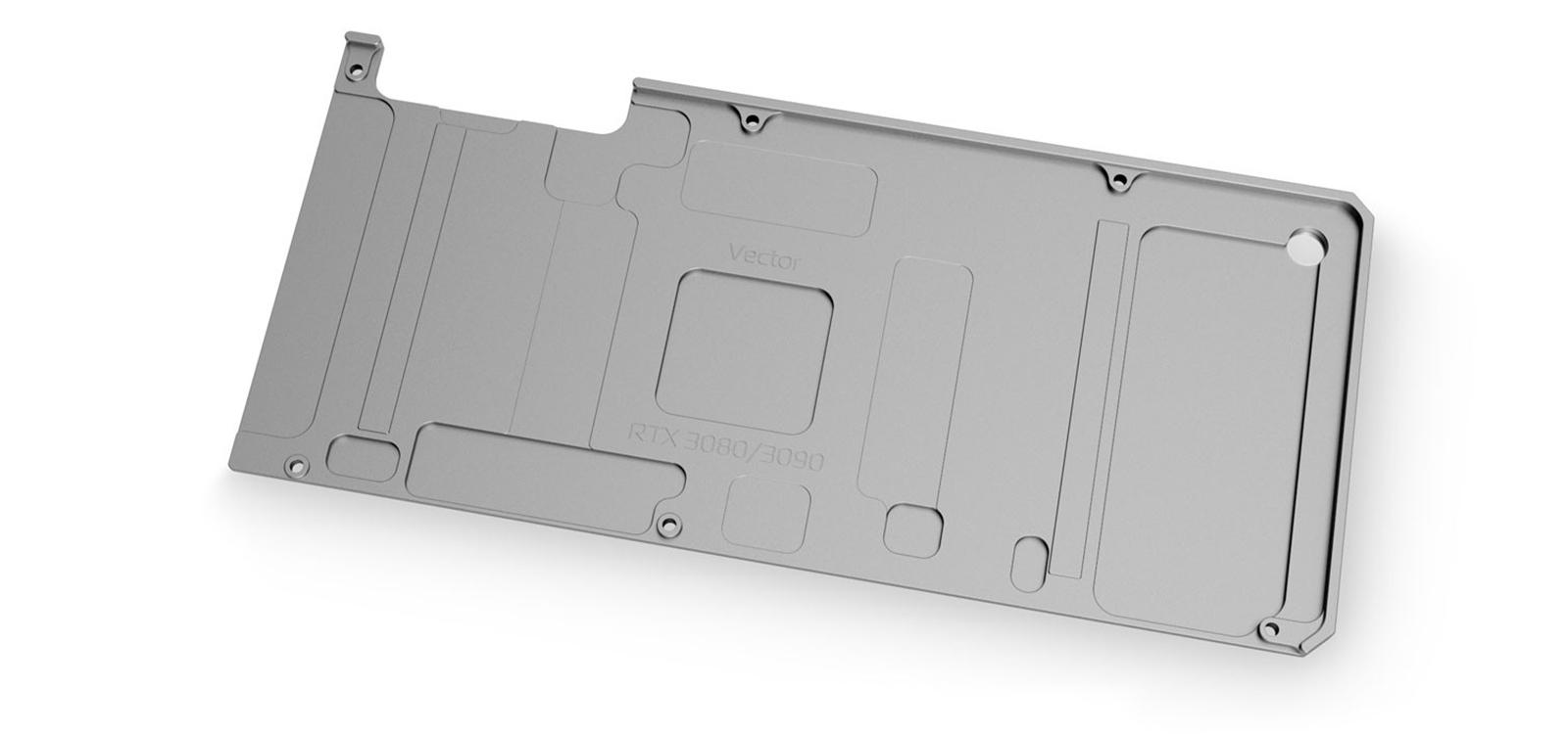 EK-Quantum Vector RTX 3080/3090 Backplate - Nickel1
