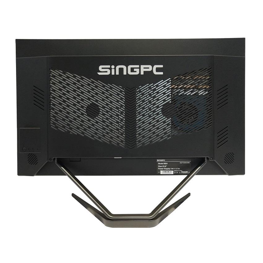 SingPC All in One M24i5982 (i5-9400/8GB RAM/240GB SSD/23.8 inch/WL+BT/K+M/Dos)