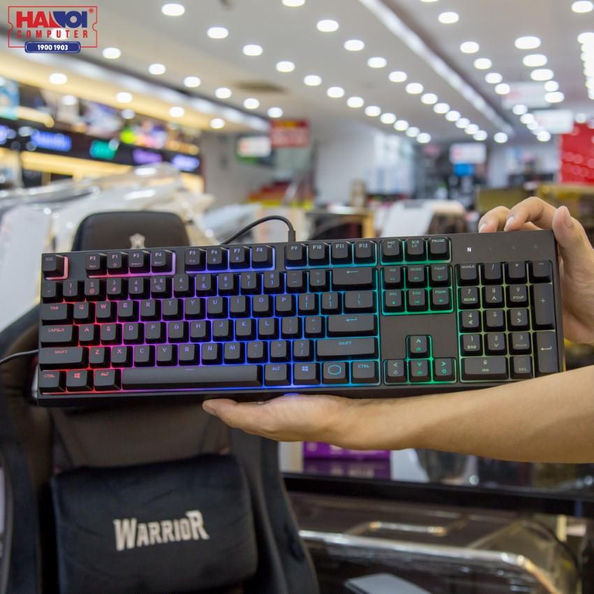 Bộ Bàn phím chuột Cooler Master MS110 (MS-110-KKMF1-US)
