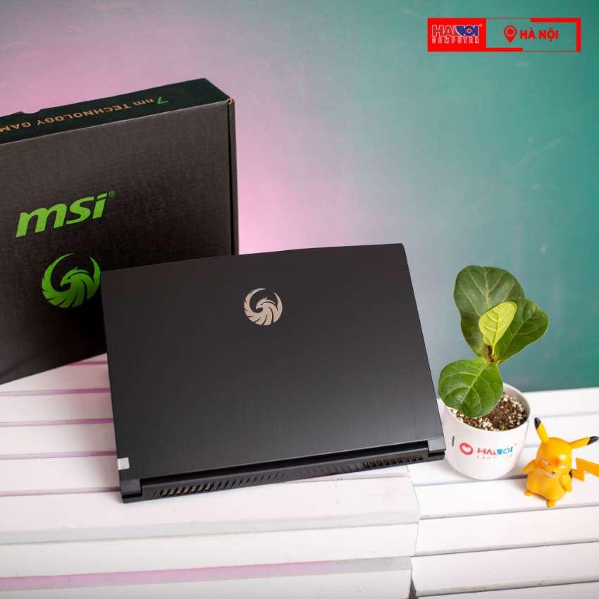 Laptop MSI Gaming Bravo 15 A4DCR (270VN) (R5-4600H/8GB RAM/256GBSSD/RX 5300 3GB/15.6 inch FHD 144Hz/Win 10/Đen) (2020)