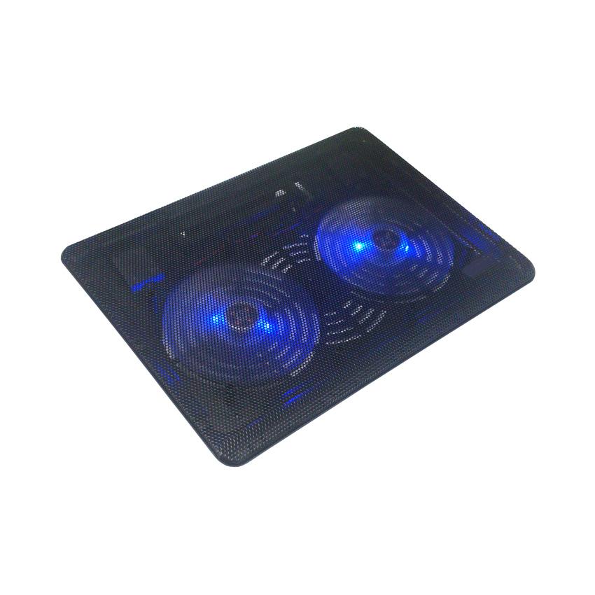 Đế làm mát laptop BAMBA B1 (2 quạt)