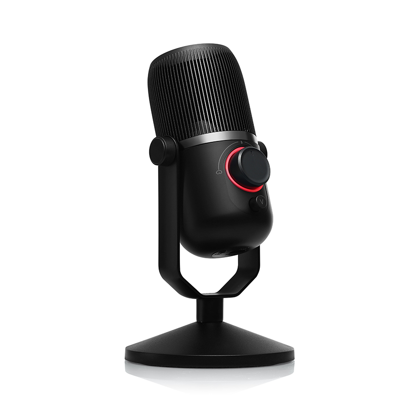 Microphone Thronmax Mdrill Zero Jet Black