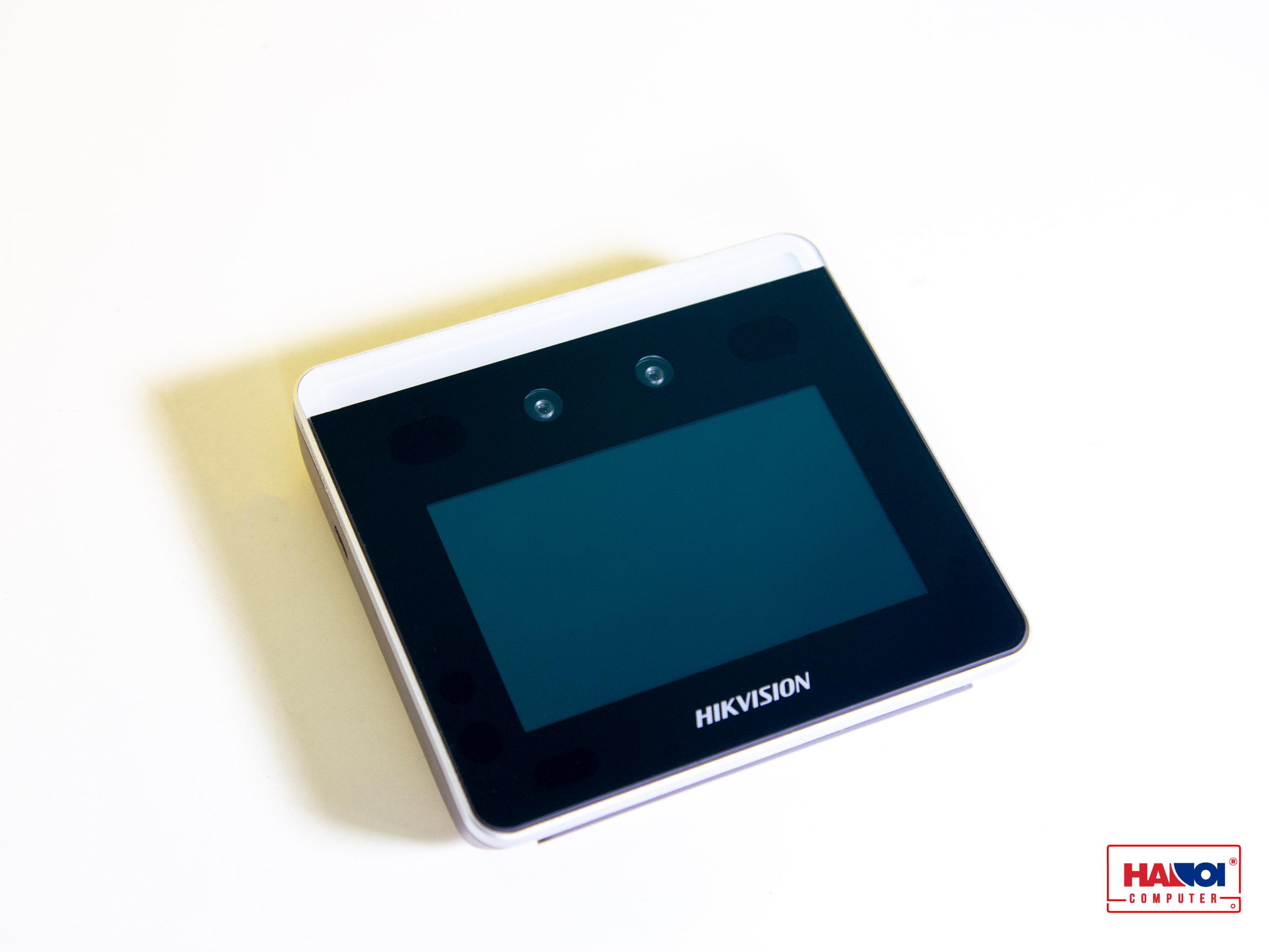 Máy chấm công nhận diện khuôn mặt và kiểm soát ra vào Hikvision DS-K1T331W