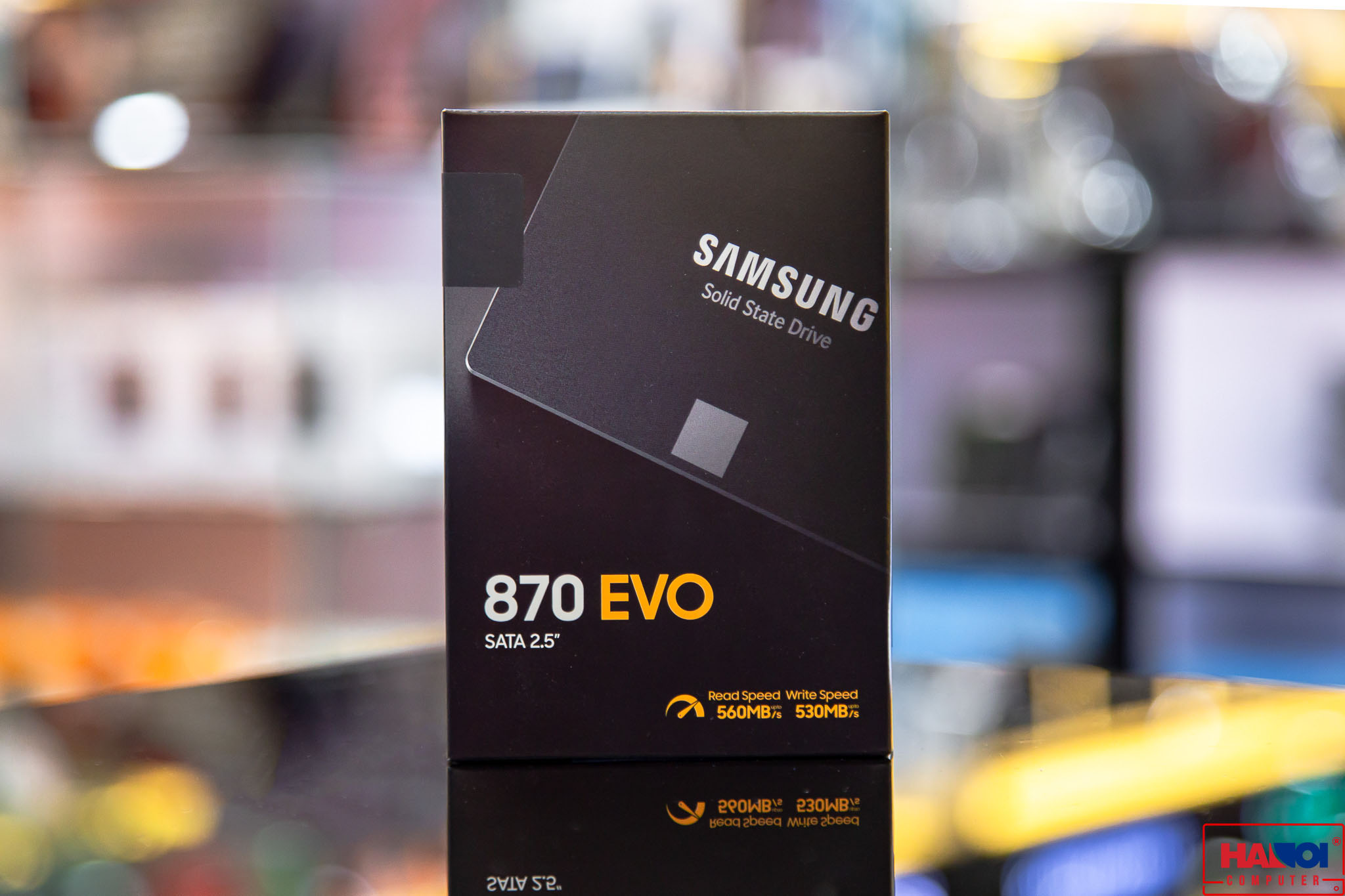 Ổ cứng SSD Samsung 870 EVO 500GB SATA III 6Gb/s 2.5 inch