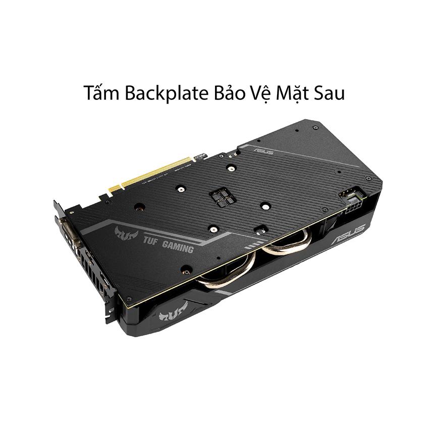 Card màn hình Asus TUF3 GTX 1660 A6G GAMING