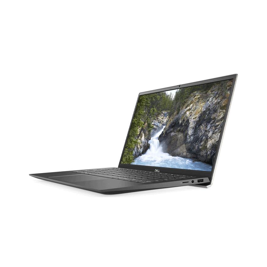 Laptop Dell Vostro 5301 góc nghiêng 1