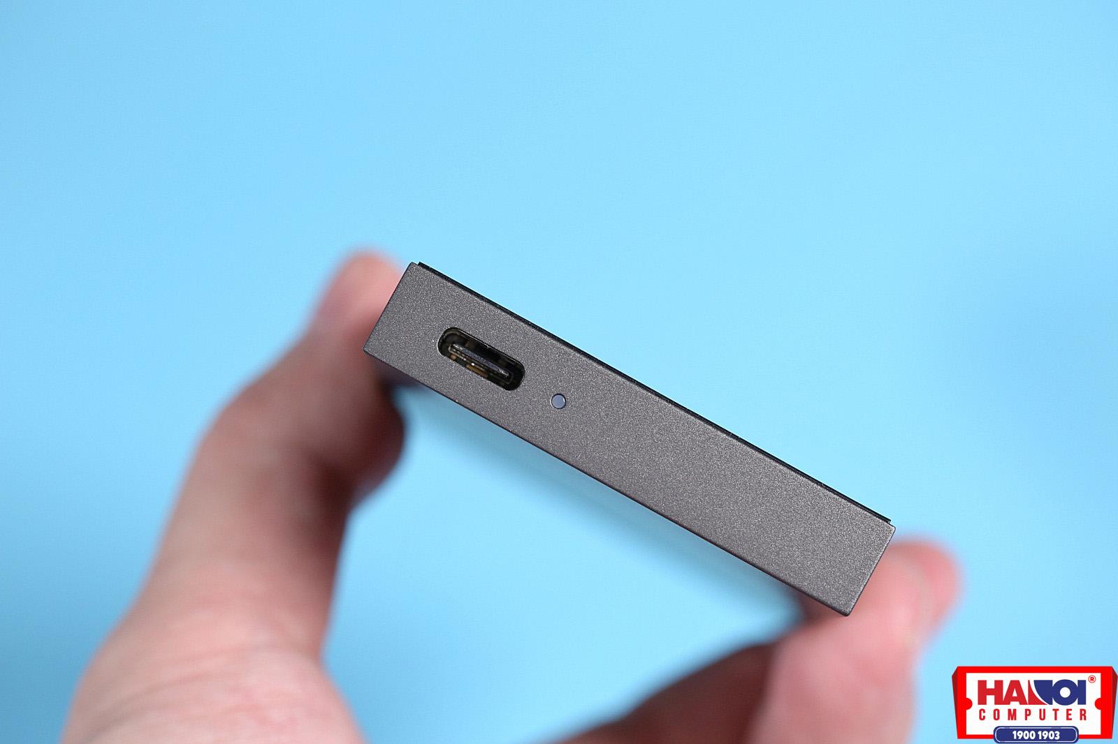 Ổ cứng gắn ngoài SSD 500GB USB-C 2.5 inch Seagate Firecuda Gaming Đen - STJP500400