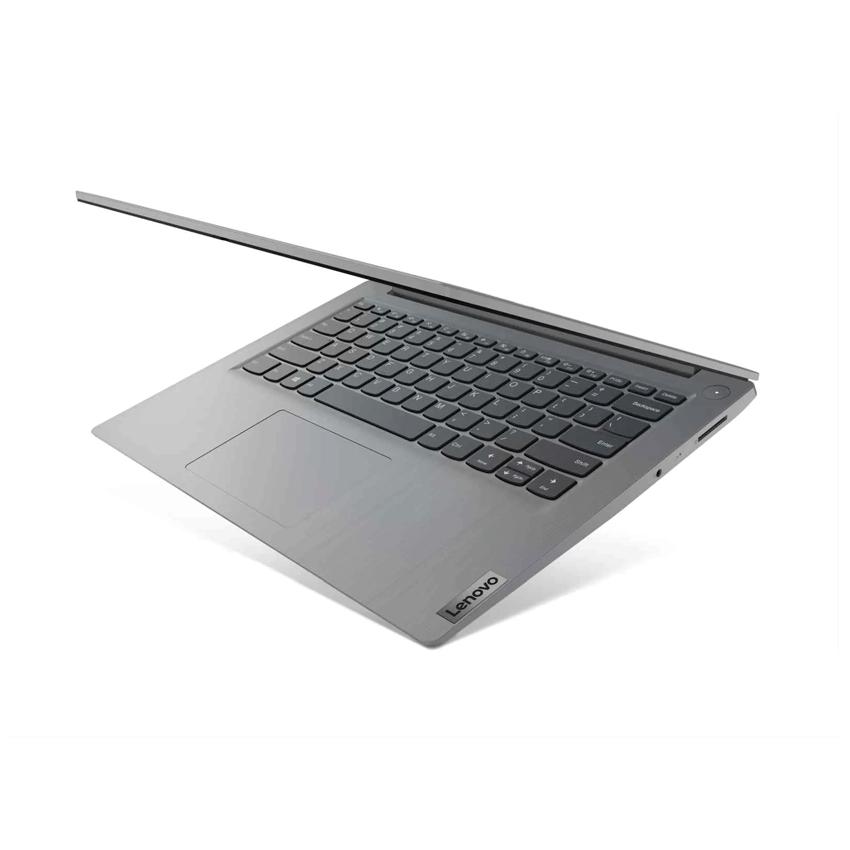 Laptop Lenovo IdeaPad 3 14ALC6 (82KT004DVN) (R7 5700U/2*4GB RAM/512GB SSD/14 FHD/Win10/Xám)