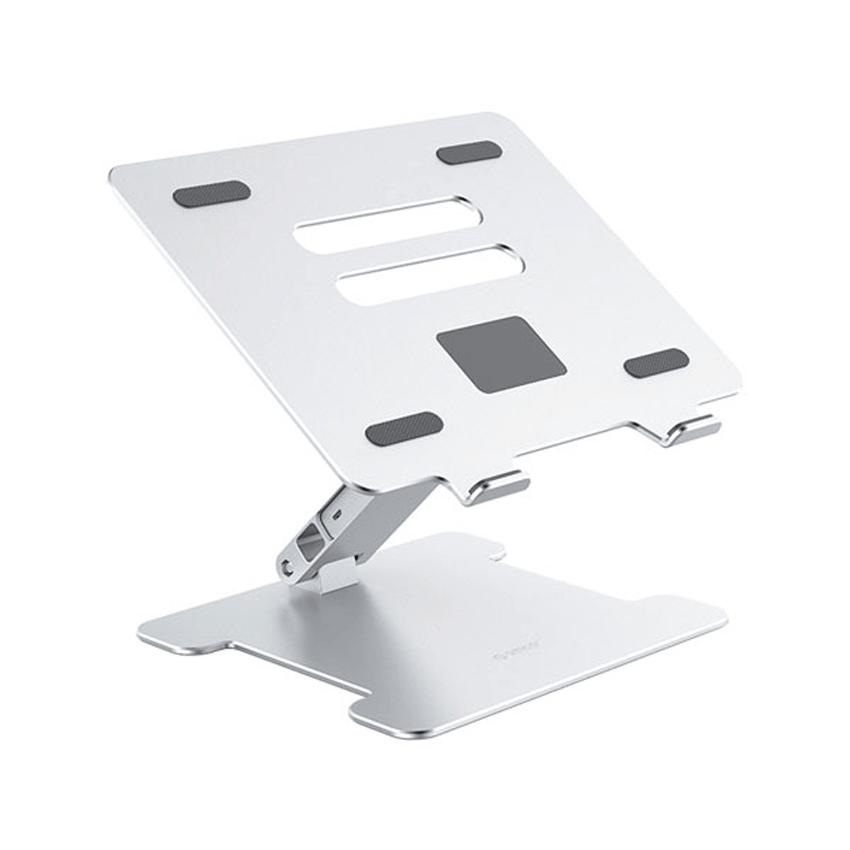 Giá để laptop tích hợp 4 cổng USB 3.0 ORICO - LST-4A-SV Bạc