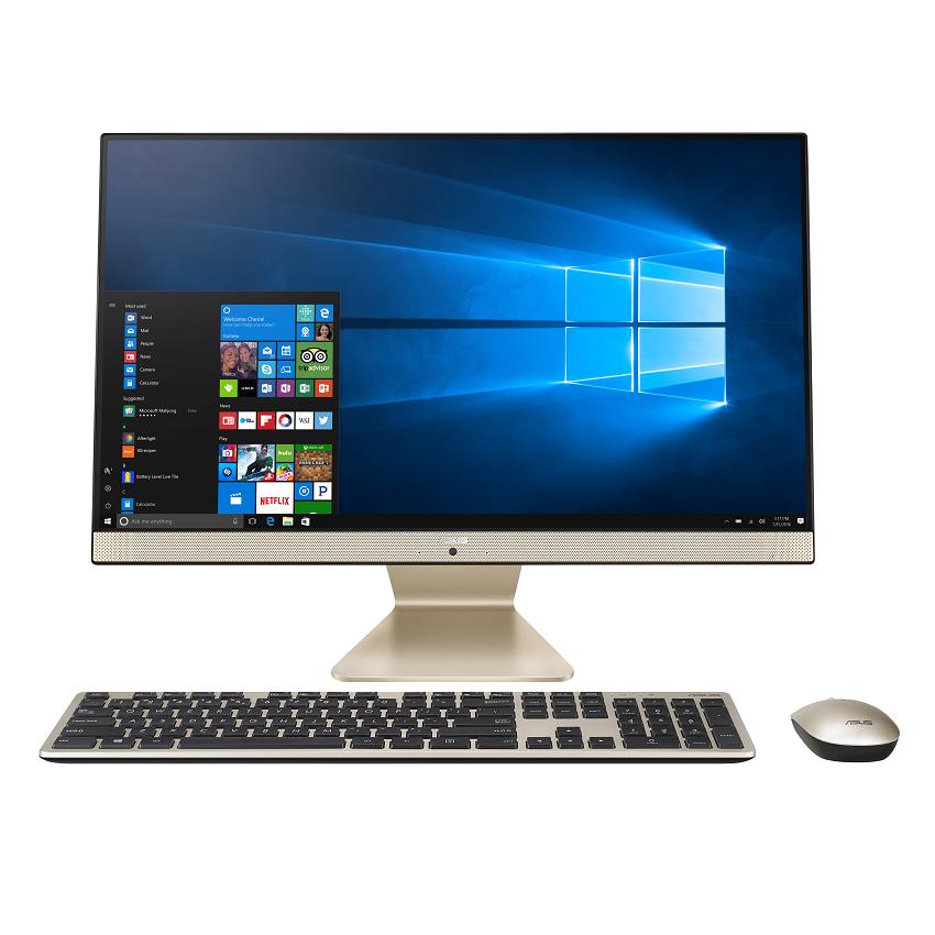 PC Asus All in One V241E (i5-1135G7/8GB RAM/512GB SSD/23.8 inch Full HD/Touch/WL+BT/K+M/Win 10) (V241EAT-BA010T)