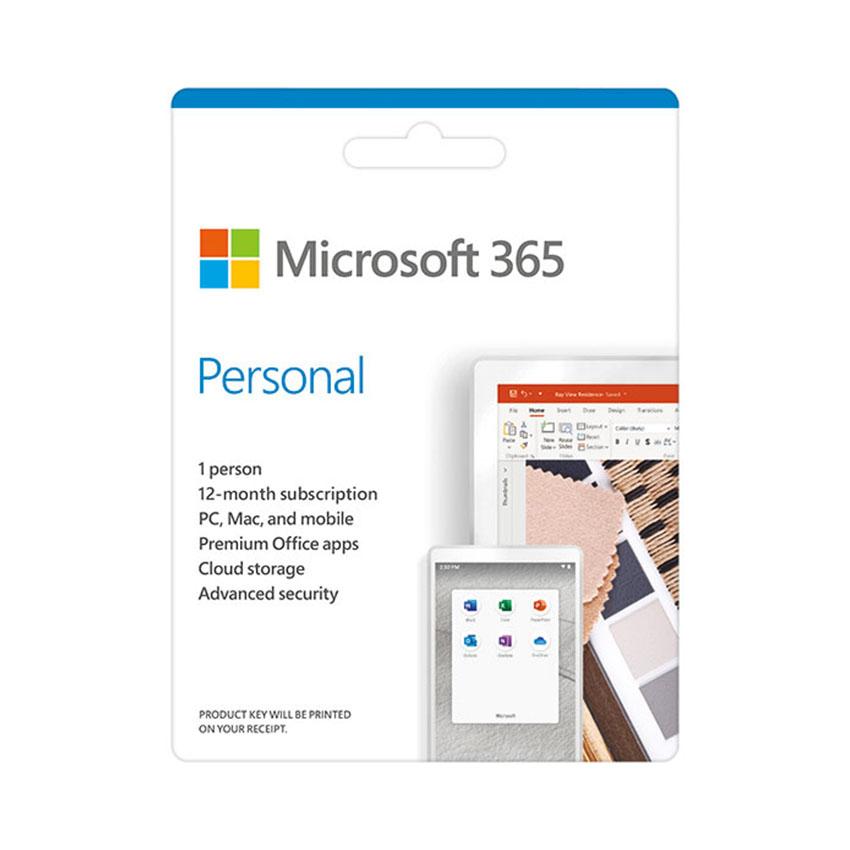 Phần mềm Microsoft 365 Personal (QQ2-00003) - Key điện tử ảnh 1