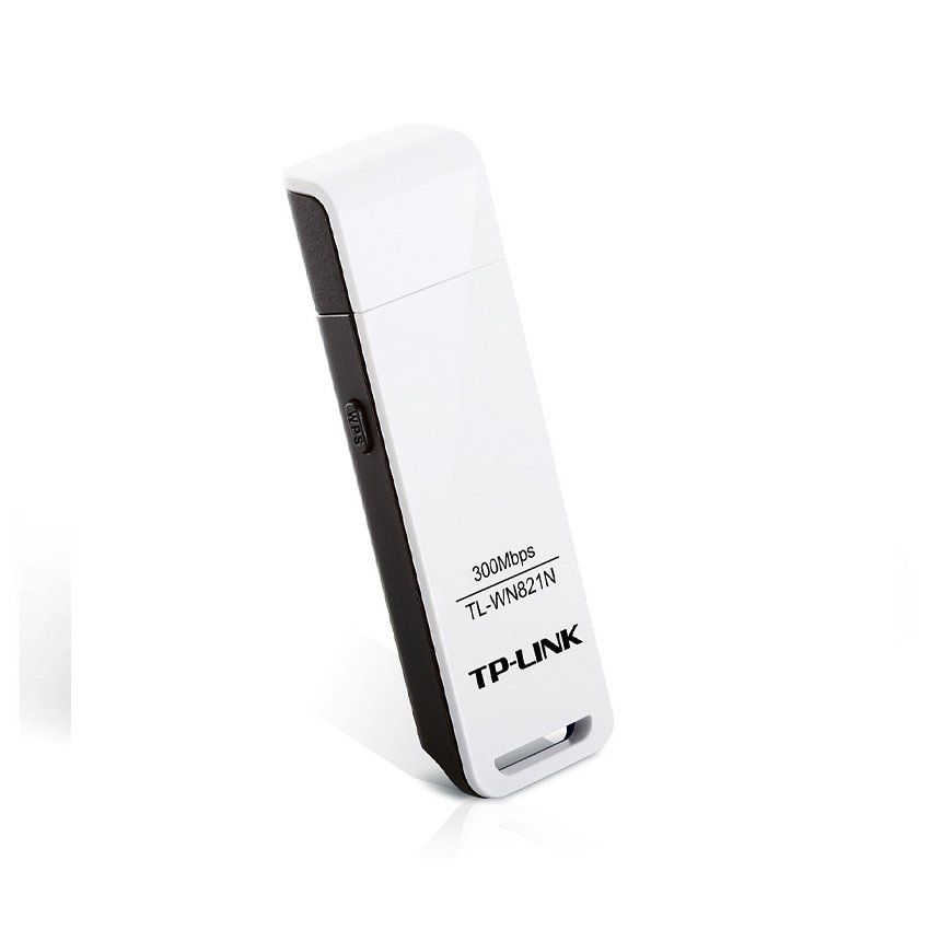 Card mạng không dây USB TP-Link TL-WN821N Wireless 300Mbps